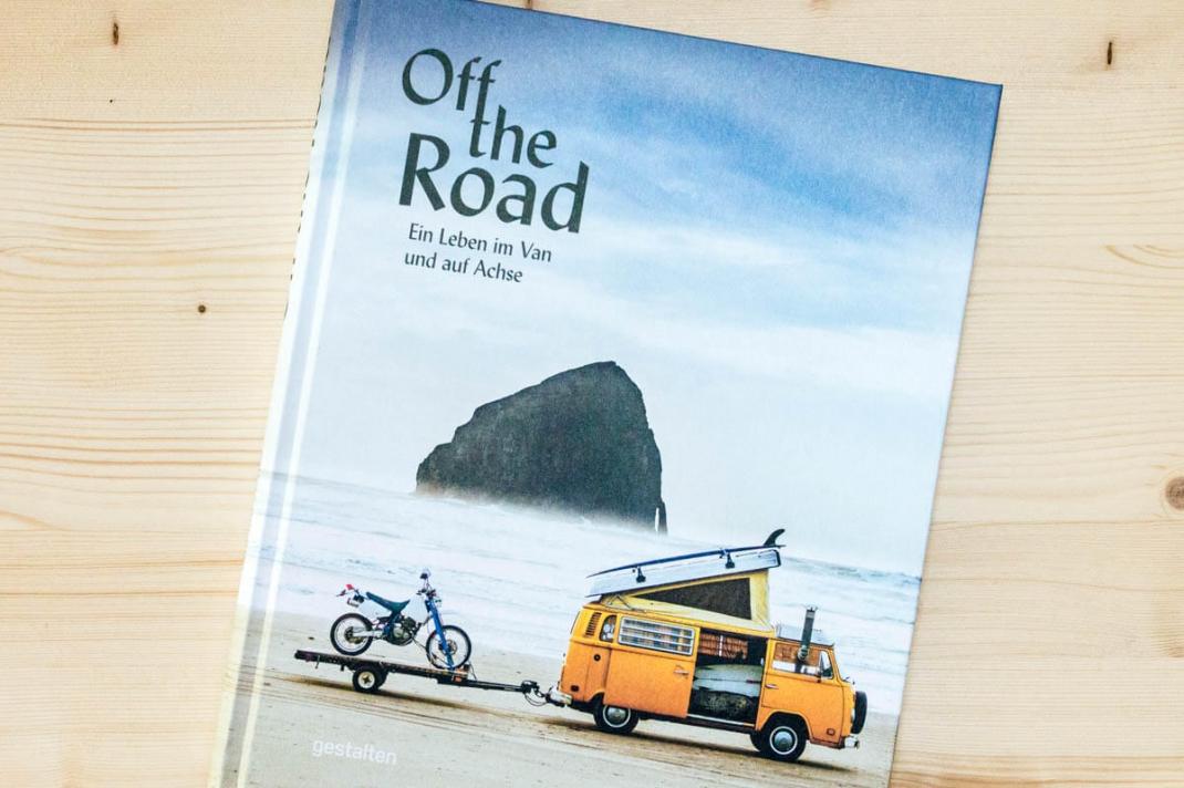 Die schönsten BIldbände 2017 für Weltenbummler und Reisende Off the Road Gestalten Verlag