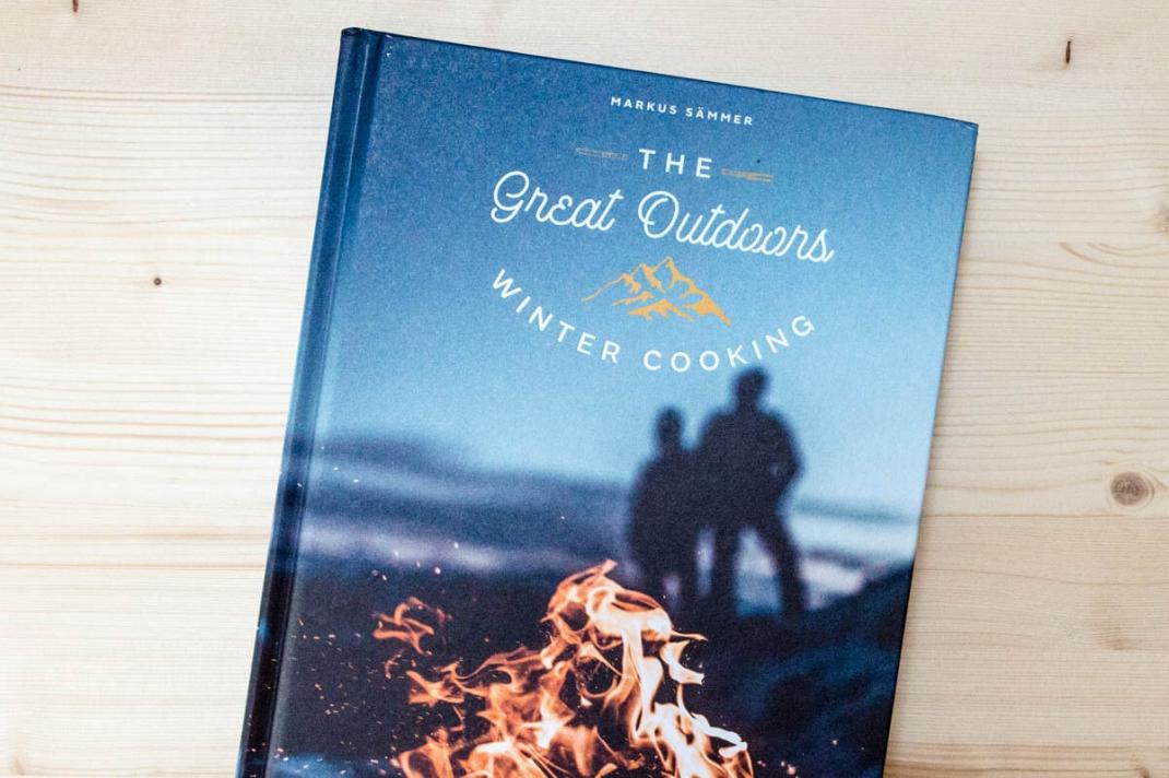 Die schönsten BIldbände 2017 für Weltenbummler und Reisende The Great Outdoors Winter Cooking