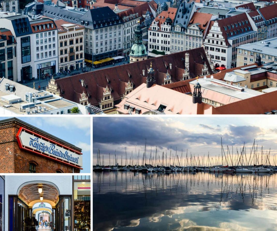 Leipzig-Tipps,-Sightseeing-und-Kanufahren-Collage