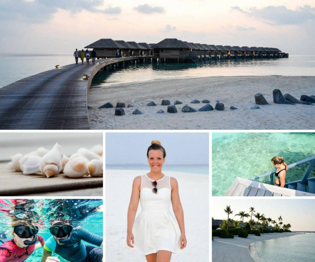 Malediven-Collage