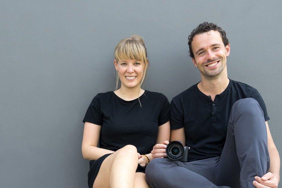 Jenny Mitscher und Sebastian Ritter Reiseblogger und Fotografen