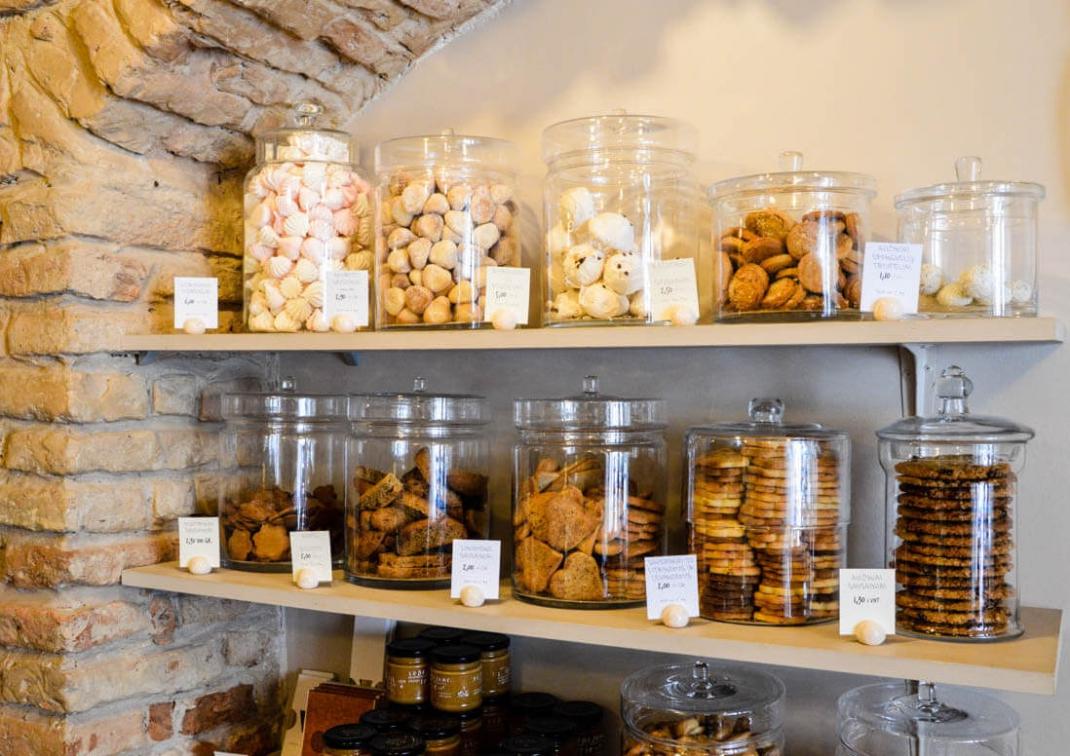 Vilnius-Tipps: Im Keks- und Cupcakeladen Te Kepejaj gibt es das beste Gebäck der Stadt