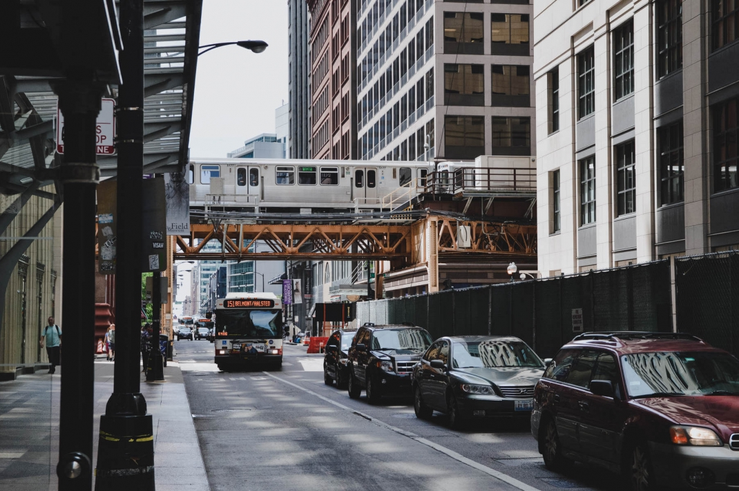 Alternative Städtereisen Öffentlicher Nahverkehr in Chicago Public Transportation