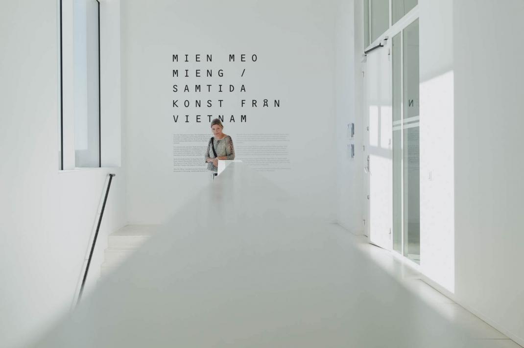 Alternative Städtereisen Museum der Kunsthochschule in Umea Schweden