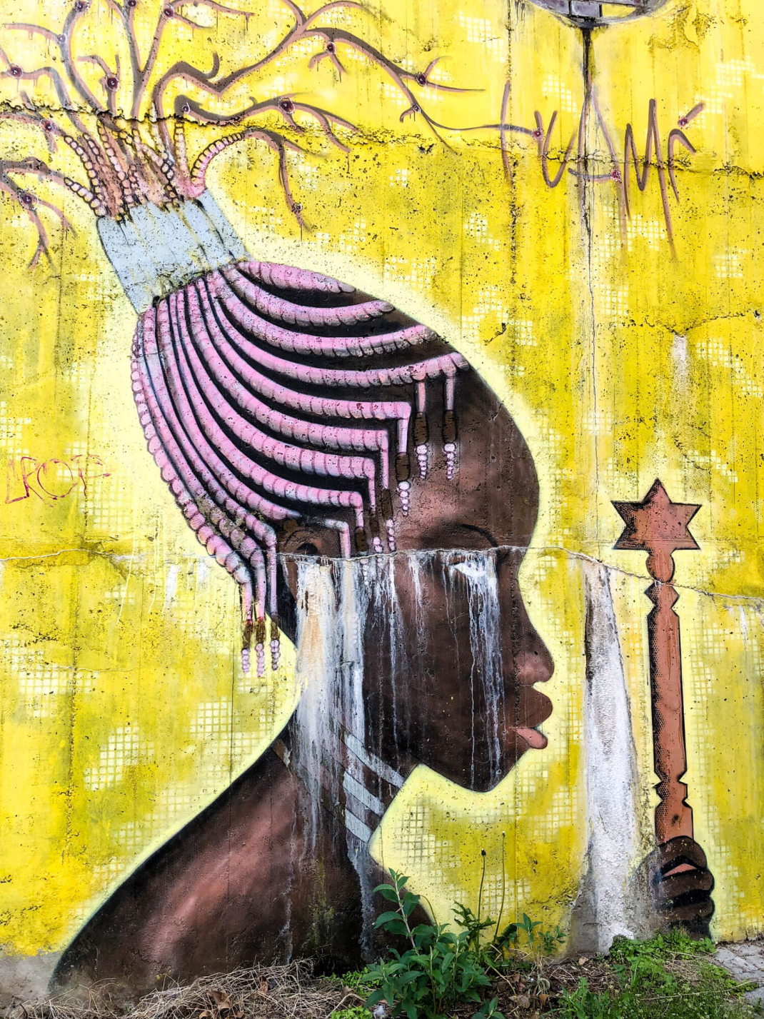 Street Art Guide Köln Mural von Huami City Leaks Festival Ehrenfeld