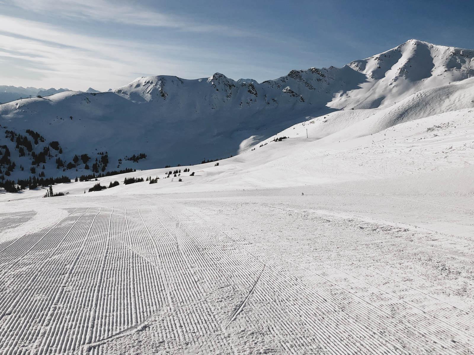 Das kostet Skifahren in Kanada Symbolbild