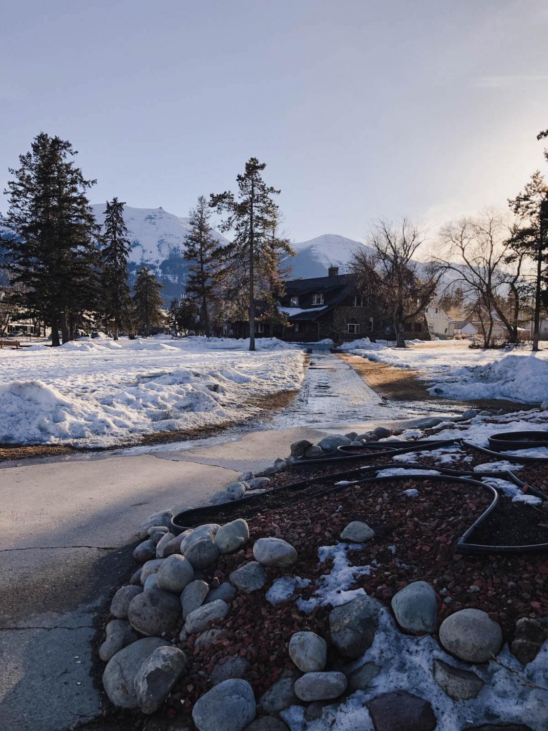 Das kostet der Skiurlaub in Kanada Jasper